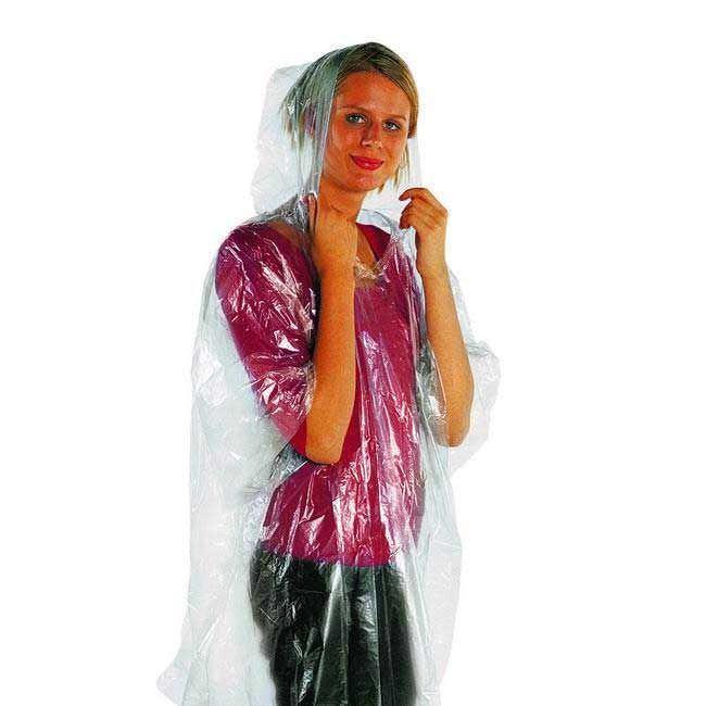 Renner Notfall Regenponcho Einheitsgröße
