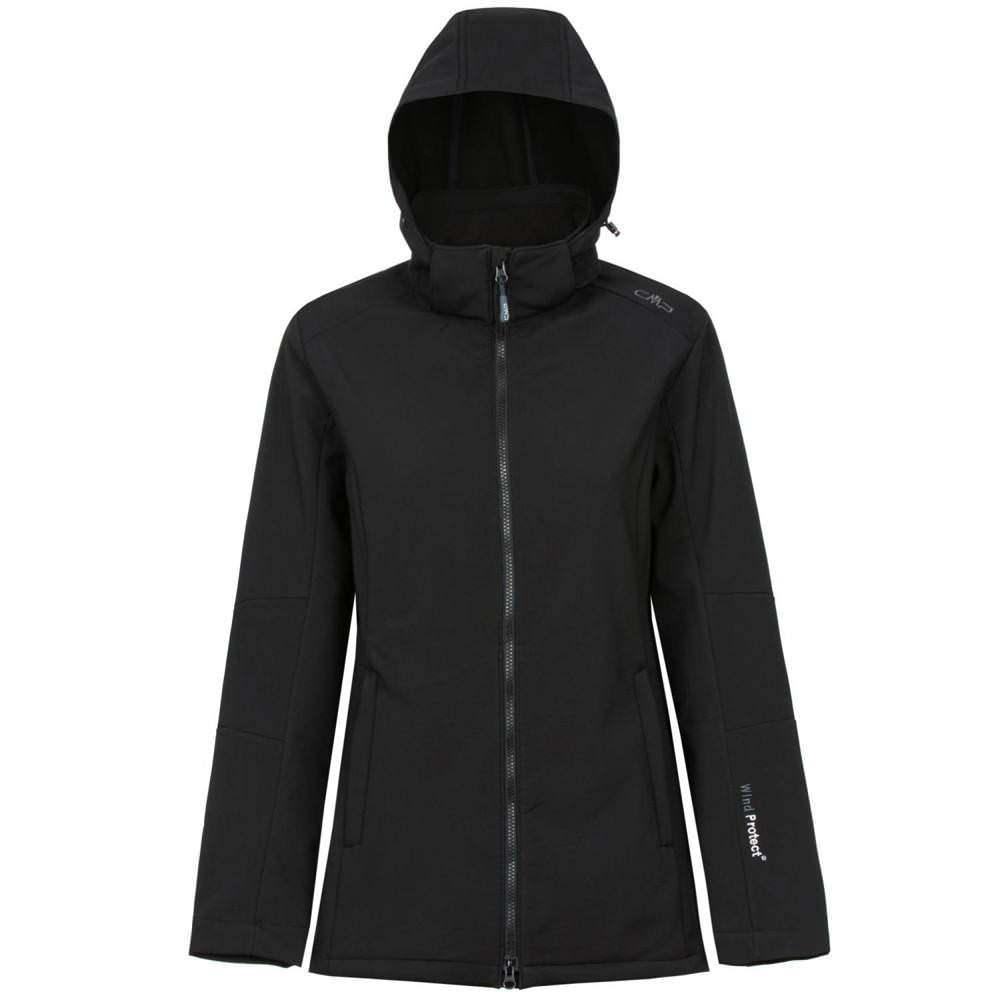 CMP Damen Softshell Jacke Alle Größen Übergrößen Kurzgrößen