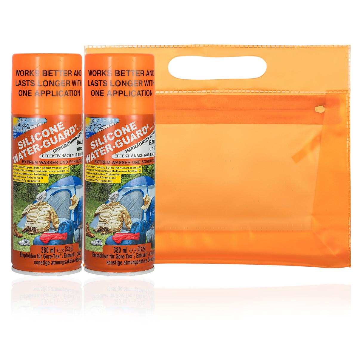 Sno Seal Silicone Water Guard - Imprägnierspray 350 ml