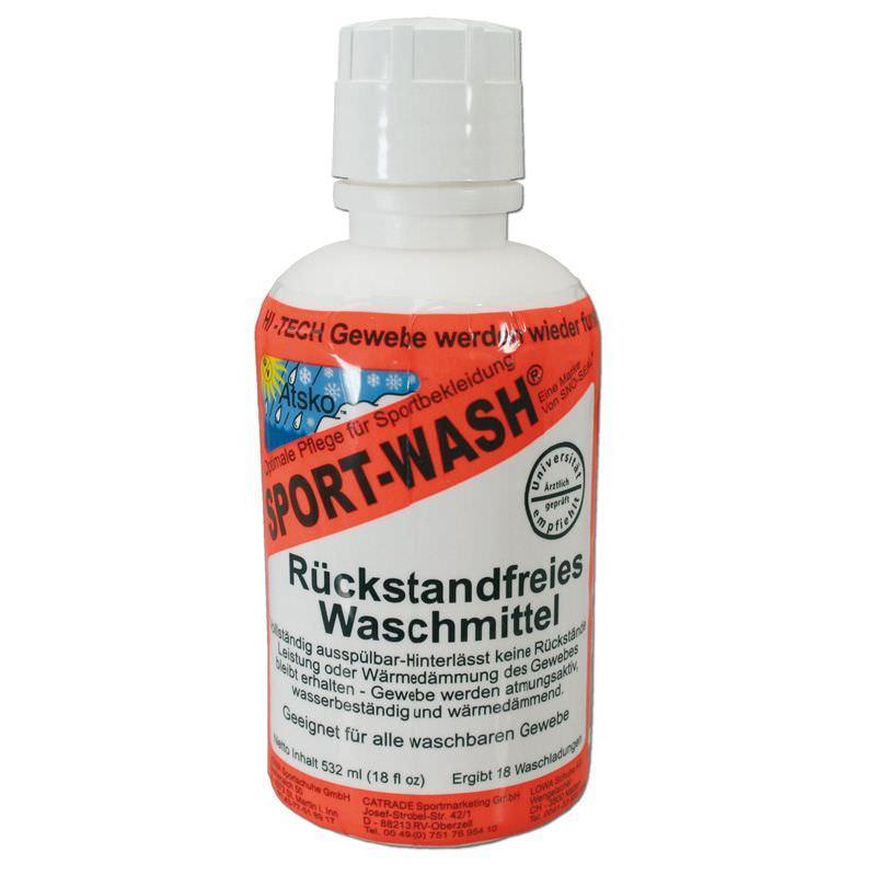 Sno Seal Sport-Wash Waschmittel Funktions-Bekleidung 532 ml