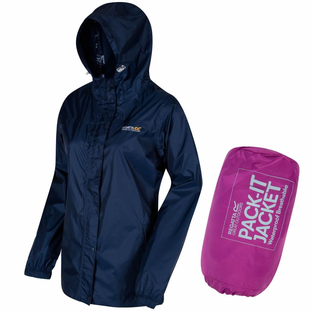 Regatta Pack-It Regenjacke für Damen