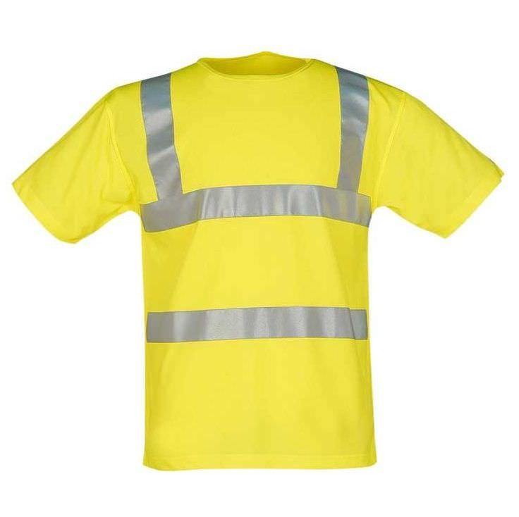 Baleno Salerno - Funktionsshirt mit Warnschutz + Übergröße