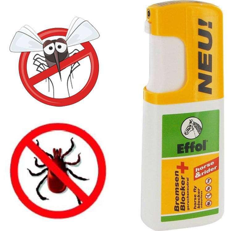 Effol Mückenschutz + Zeckenschutz für Mensch + Tier 200 ml