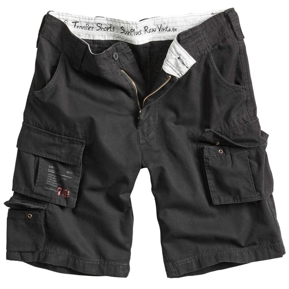 Surplus Trooper - Outdoor Cargo-Shorts in großen Größen
