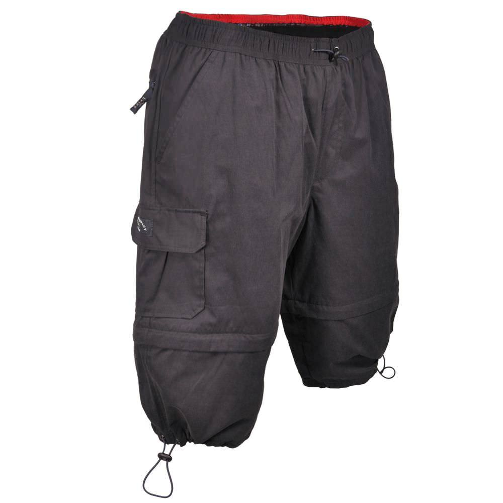 Brigg Patrick - Herren  Zipp-Off Shorts in Übergrößen