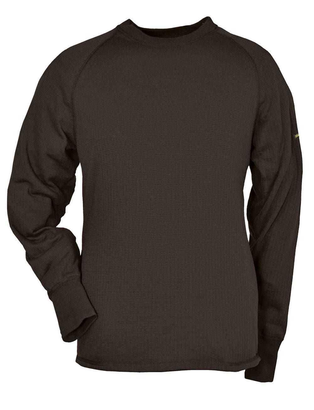 Thermo Function Thermoshirt Rundhals Herren bis 6XL