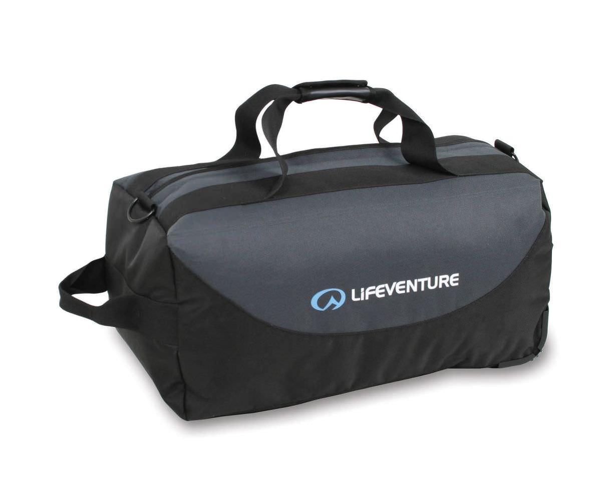 Lifeventure Reisetasche 120 Liter mit Rollen