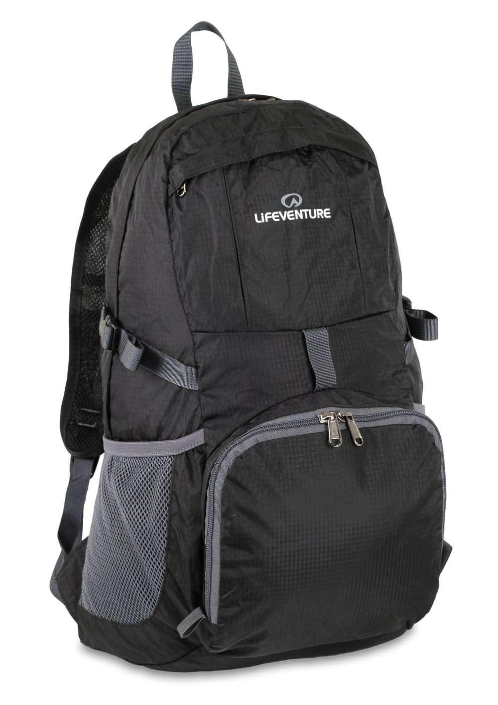 Lifeventure Daypack 18 Liter - faltbarer Rucksack