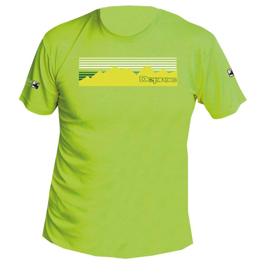 Deproc Nakin T-Shirt für Männer in Große Größen