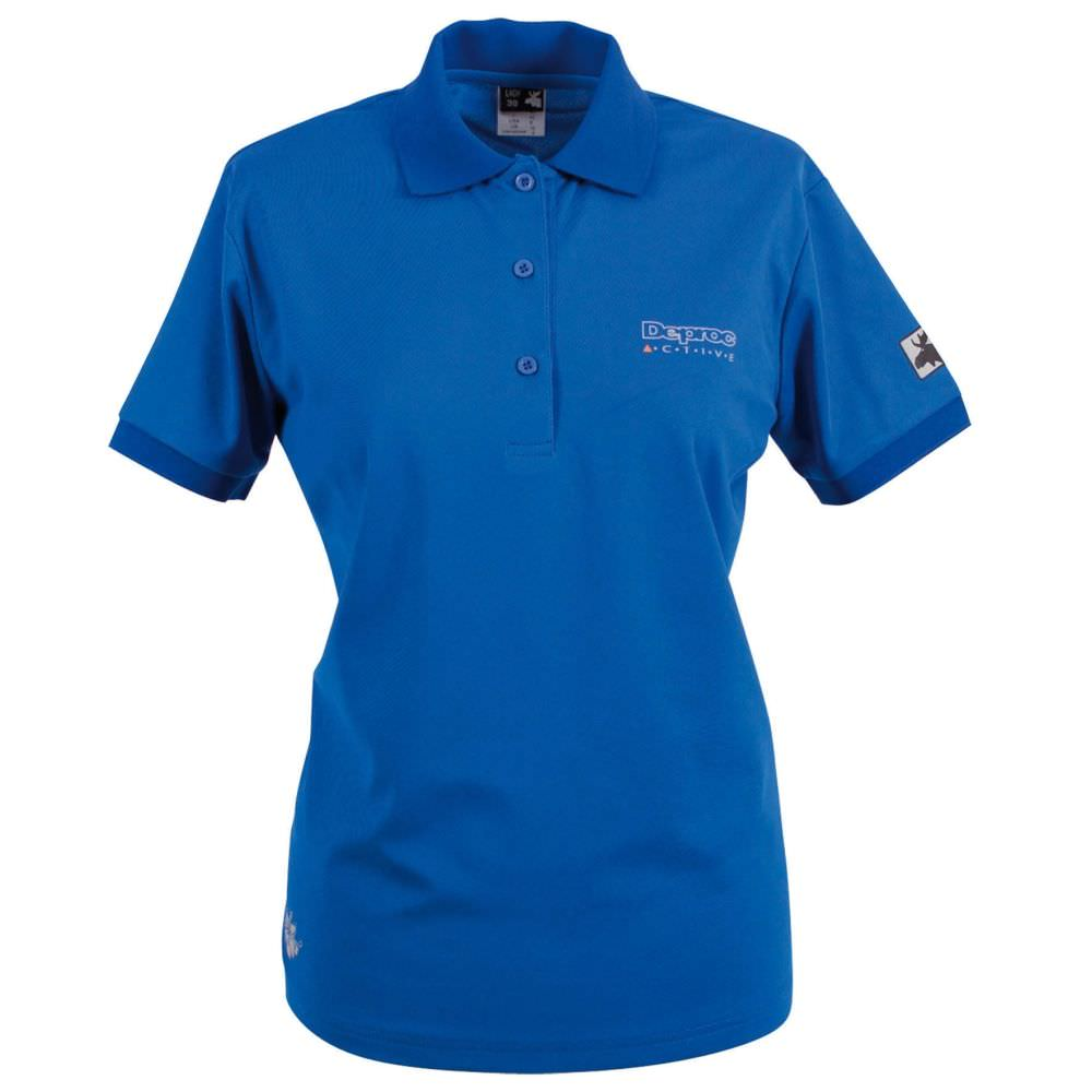 Deproc Hedley Poloshirt für Damen in Übergrößen
