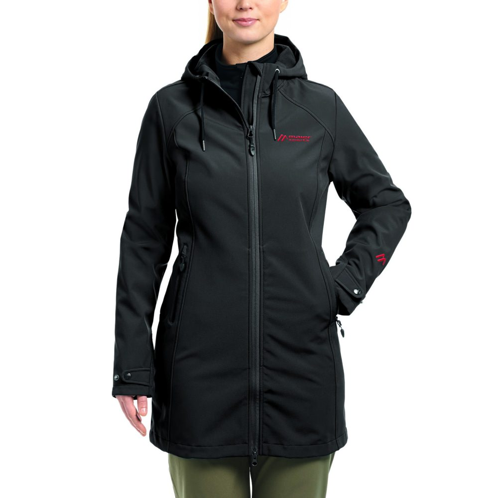 Maier Sports Mim Softshellparka Damen