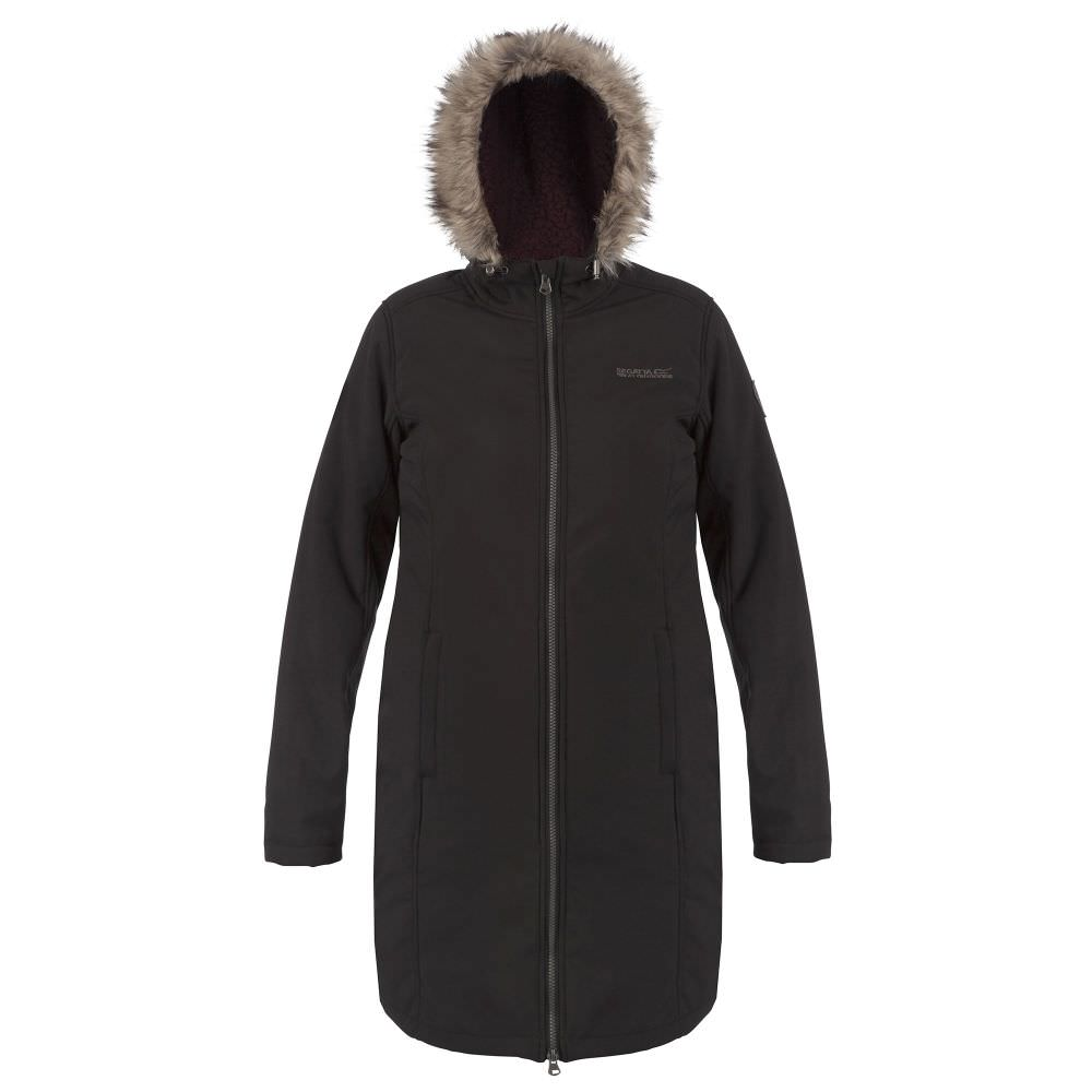 Regatta Adhara Softshell Mantel Damen