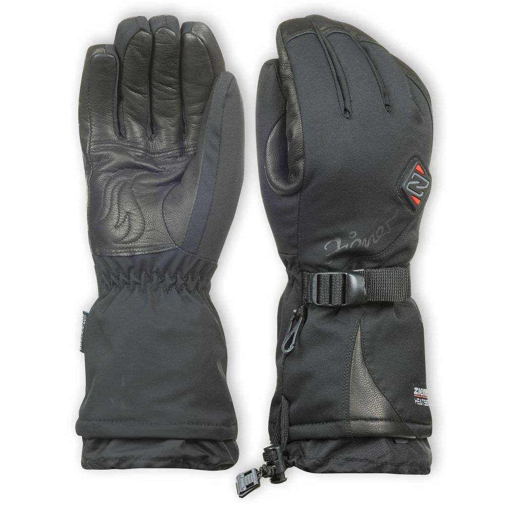 Ziener Kanani beheizbare Ski Handschuhe Damen