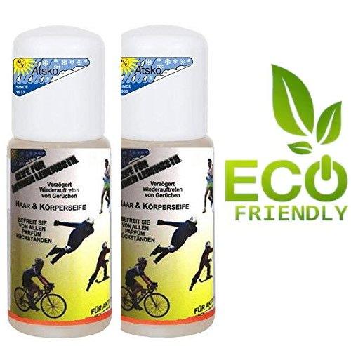 Sno Seal Eco Wash - Doppelpack Reiseseife