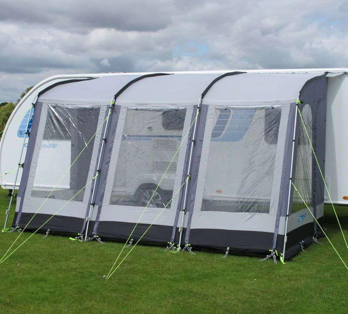 kampa caravan vorzelt rally 390 online kaufen rennerxxl. Black Bedroom Furniture Sets. Home Design Ideas