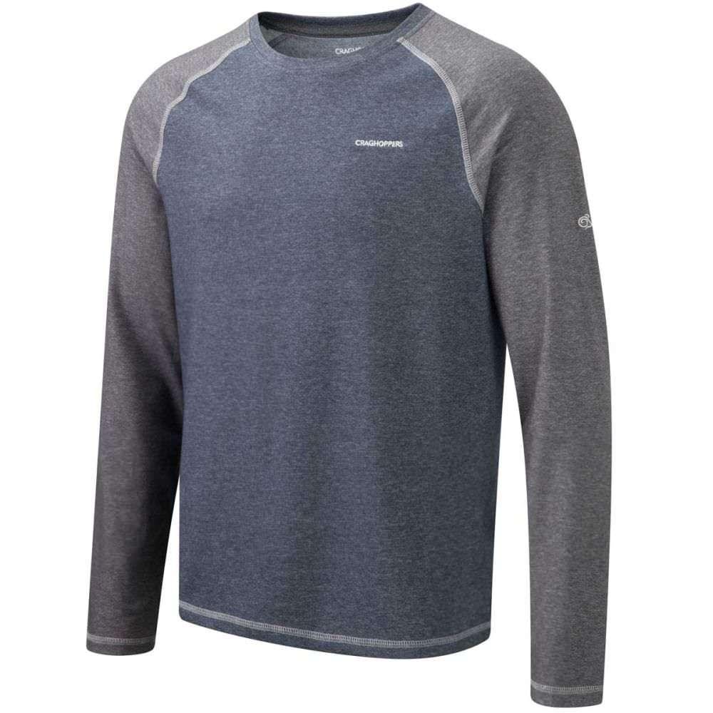 Craghoppers Bayame Langarm-Shirt Herren