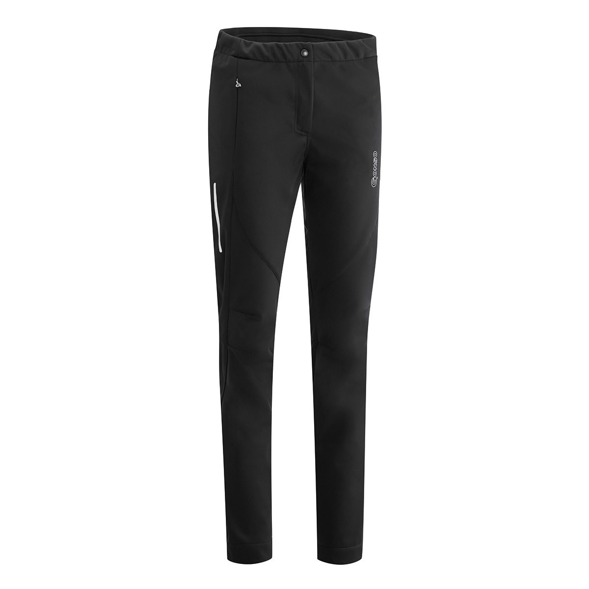 Gonso Riga 2 Softshell Wintersport Hose Damen
