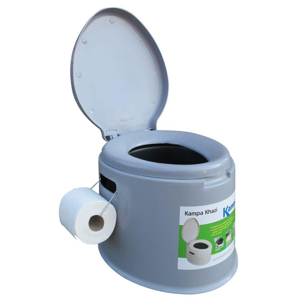kampa khazi mobile camping toilette online kaufen rennerxxl. Black Bedroom Furniture Sets. Home Design Ideas