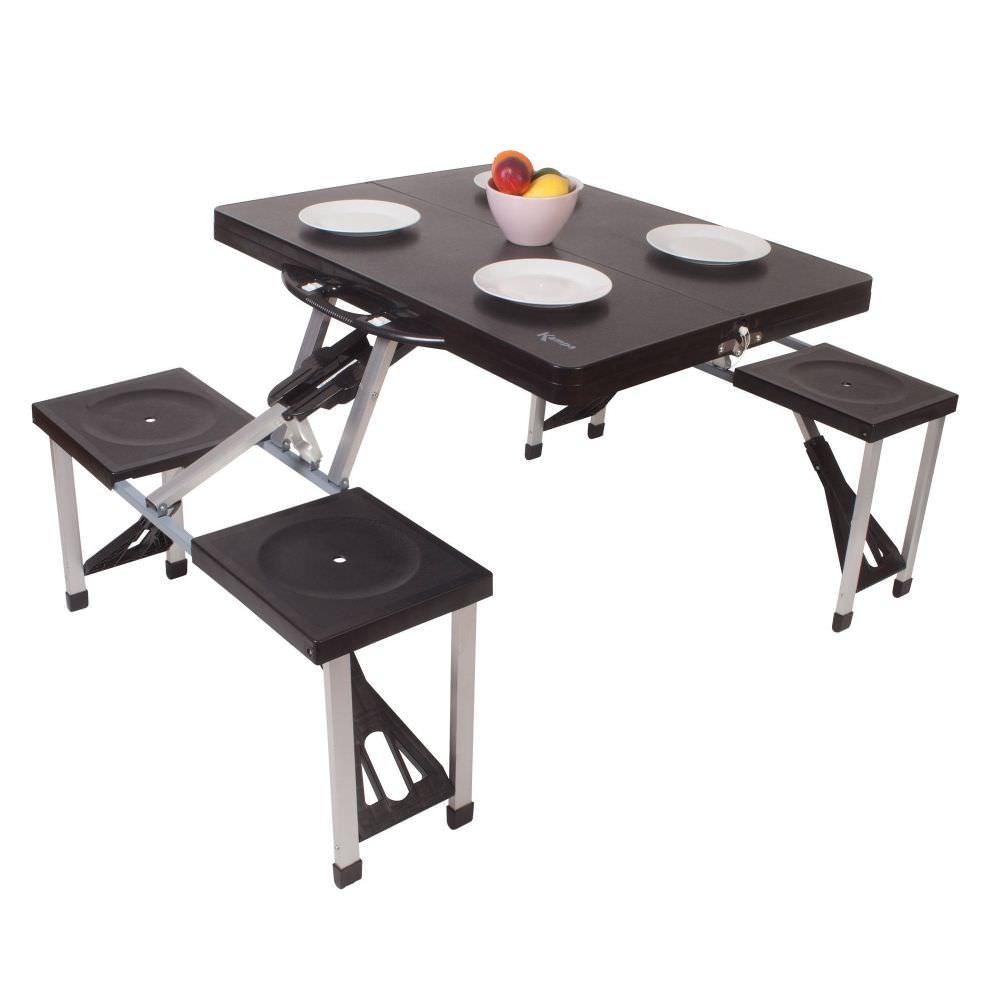Kampa Camping Tisch-Stuhl Kombo