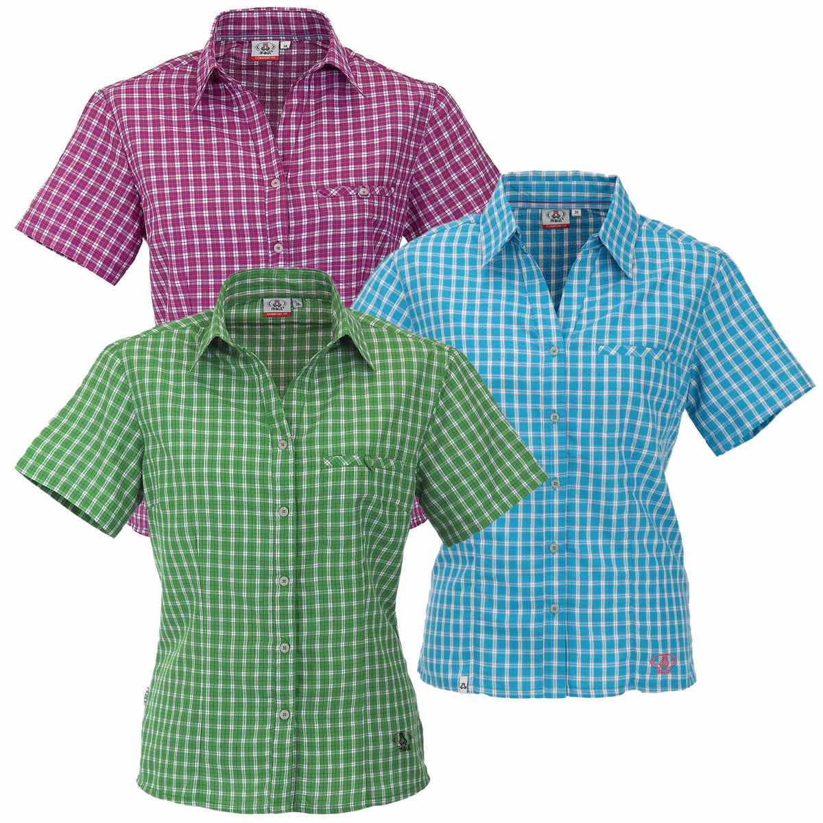 Maul Sandnes Damen Outdoor Bluse