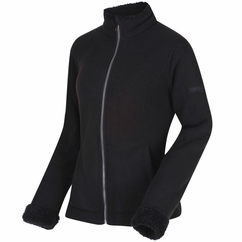 Regatta Warm Spirit Damen Fleecejacke bis Gr. 52