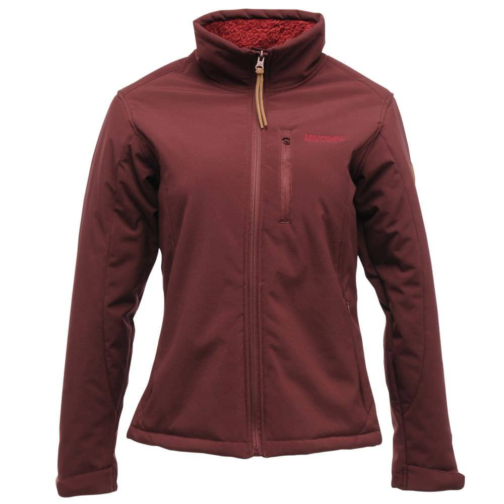 Regatta Tuva II Damen Soft Shell bis Gr. 52