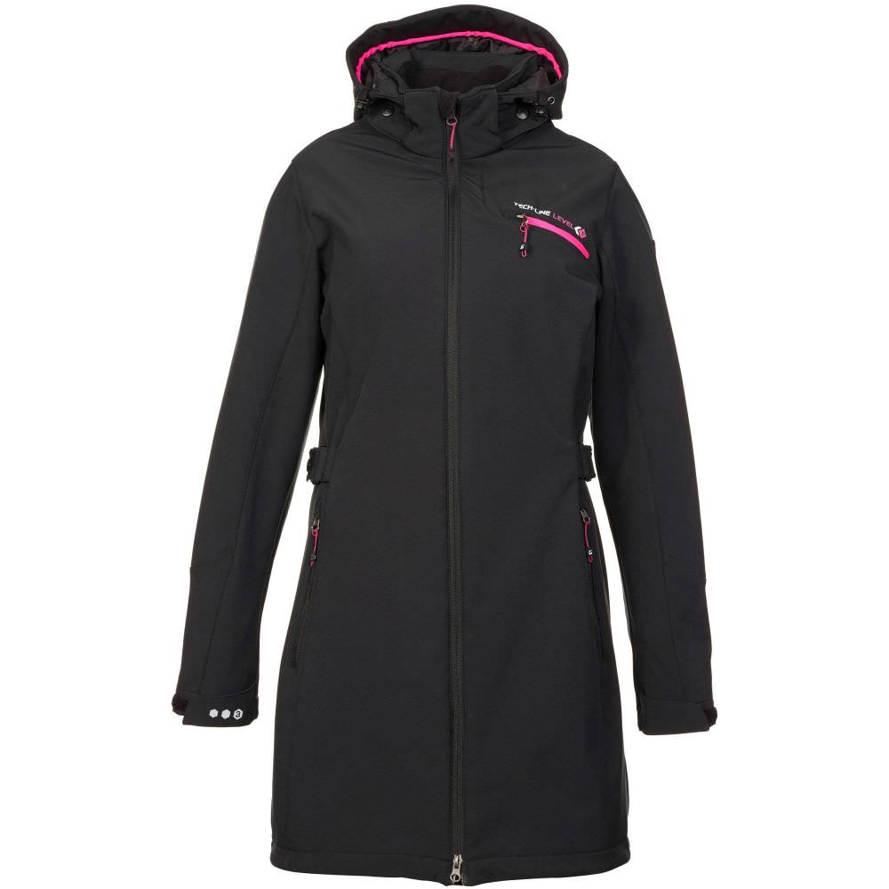 Killtec Baria - Damen Softshellmantel 46-50