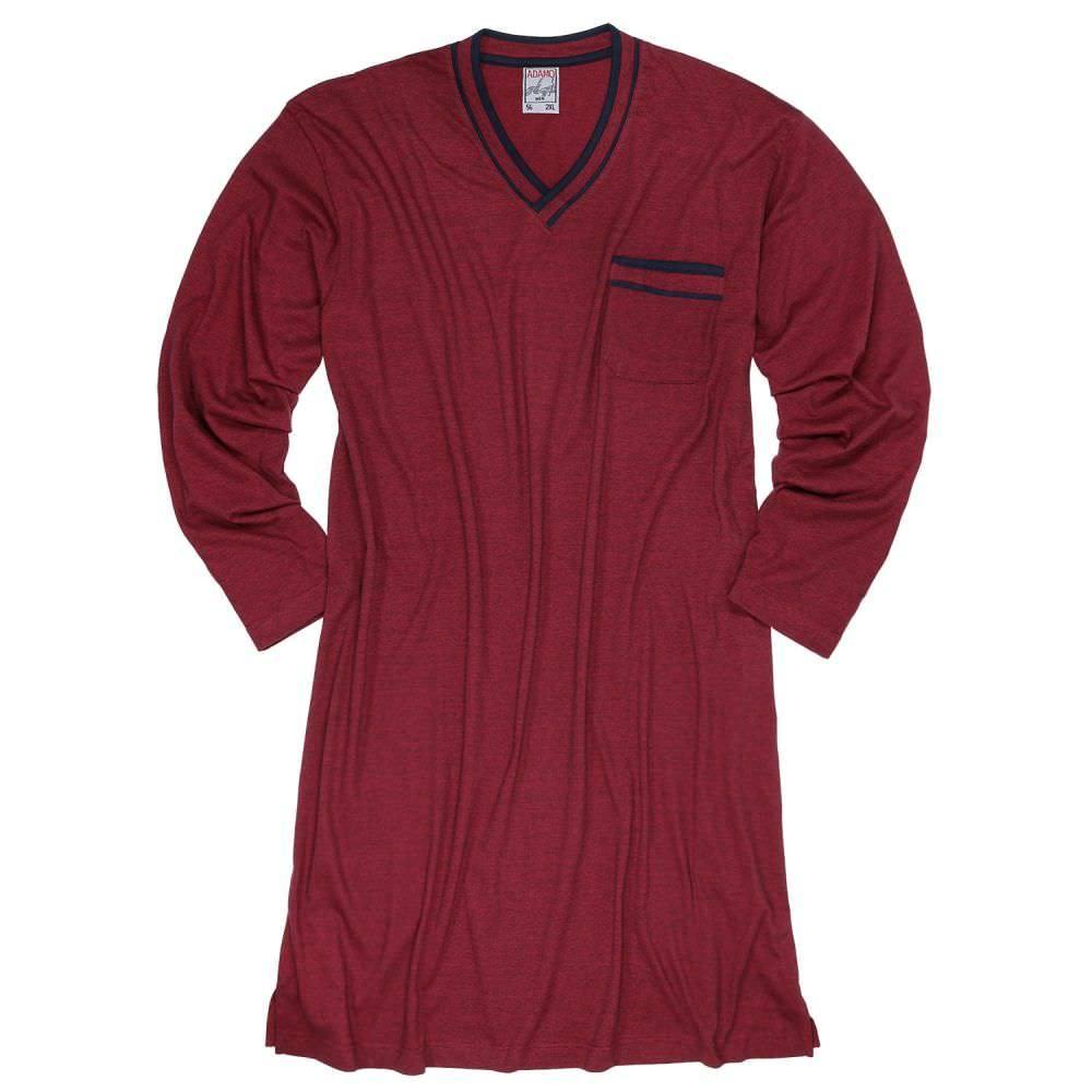 Adamo Frank - Nachthemd lang Übergrößen