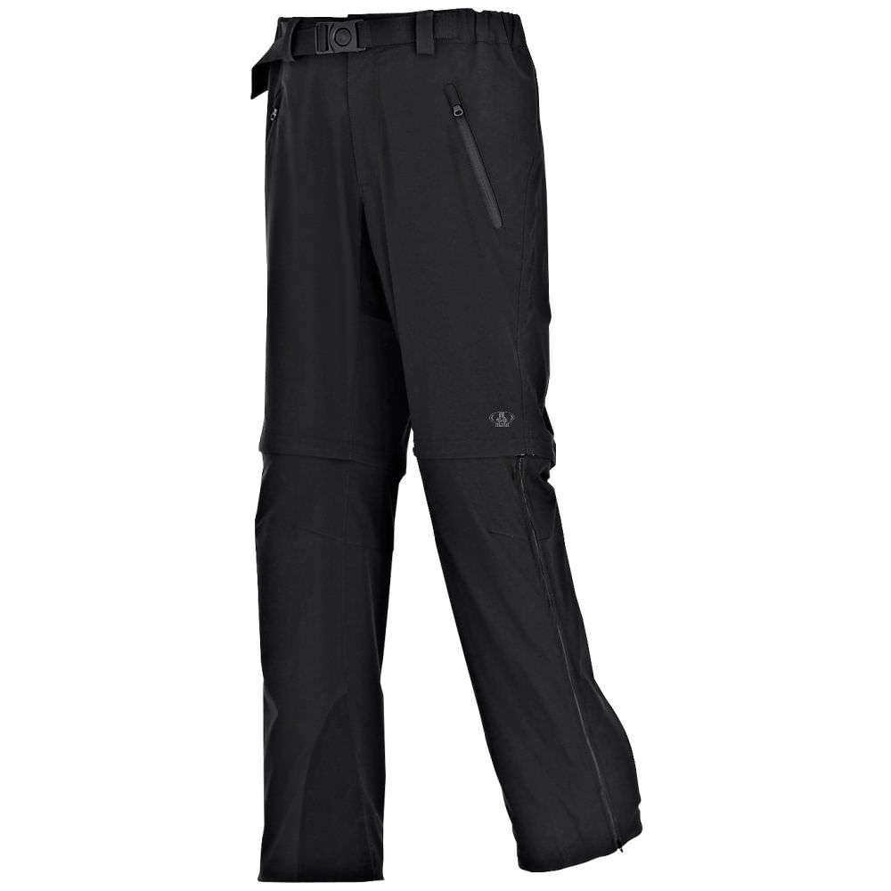 Maul Eiger elastische T-Zipphose Herren Über + Kurz