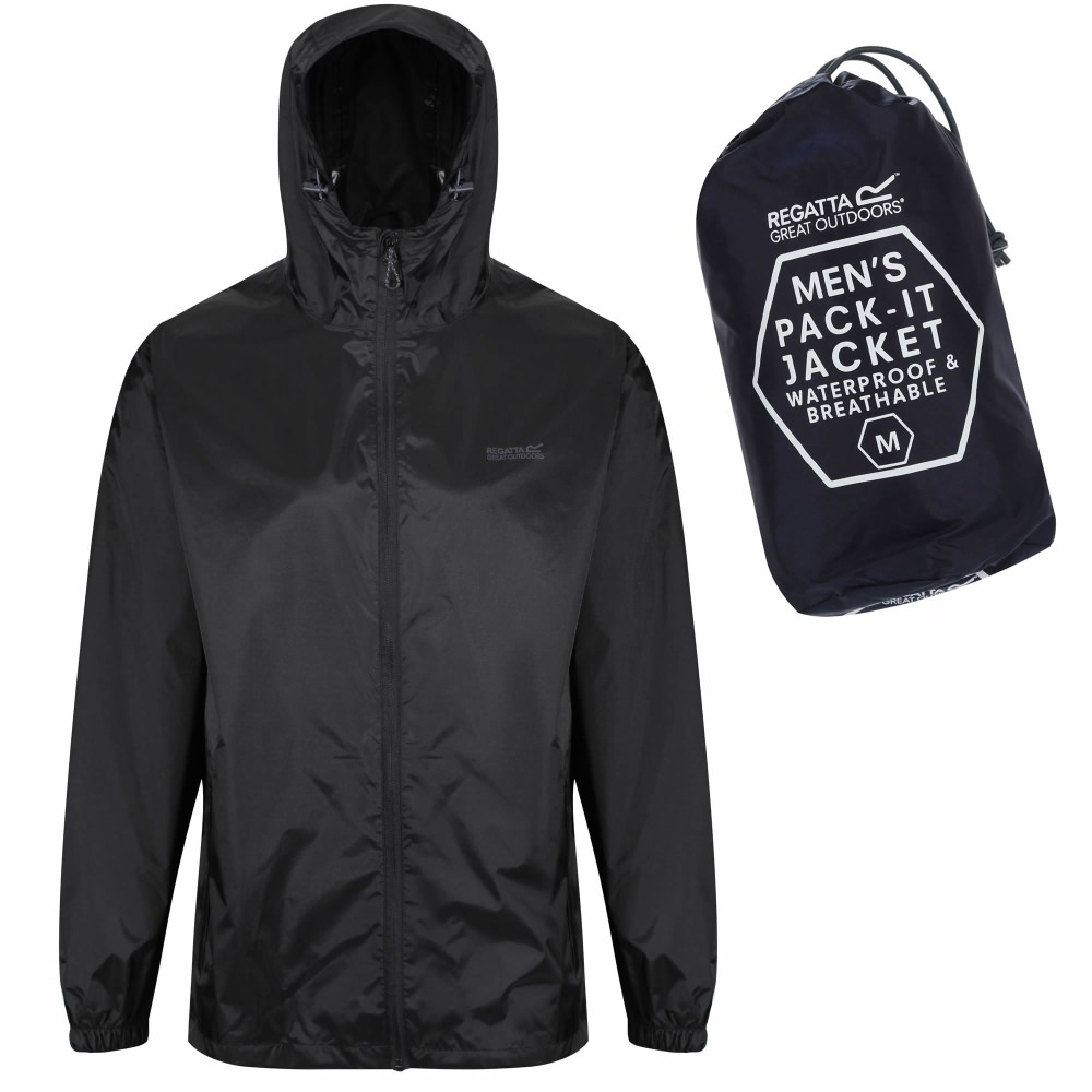 Regatta Pack It 2 Regenjacke für Herren