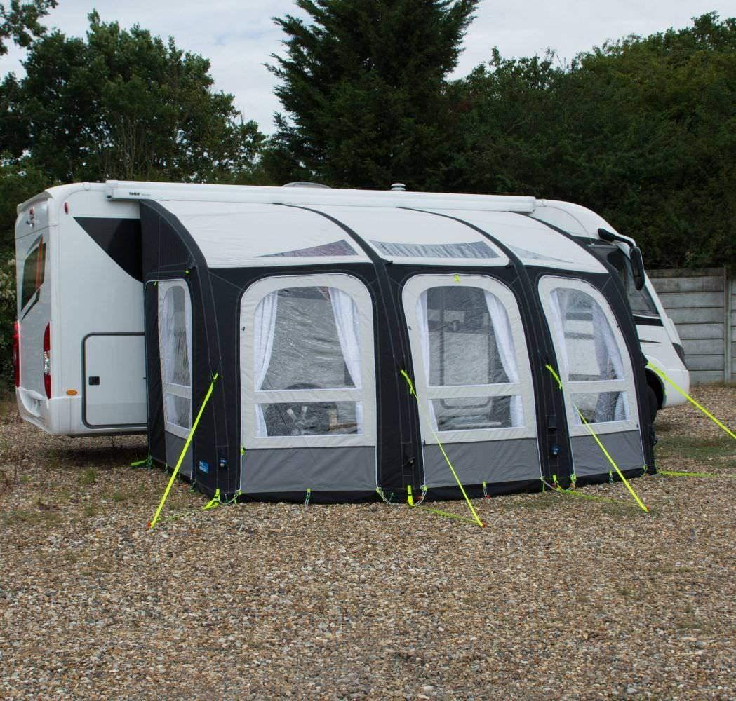 kampa ace air 400 vorzelt aufblasbar online kaufen rennerxxl. Black Bedroom Furniture Sets. Home Design Ideas