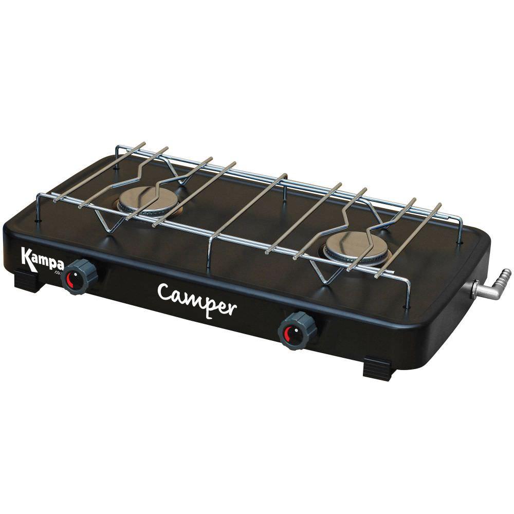 Kampa Camping Gaskocher zweiflammig