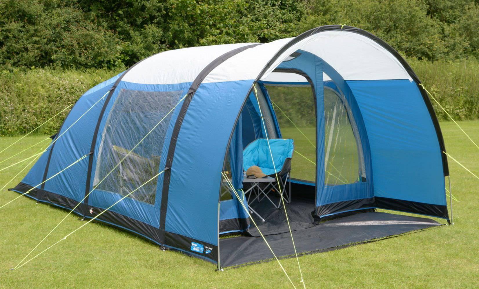 kampa paloma 4 aufblasbares zelt online kaufen rennerxxl. Black Bedroom Furniture Sets. Home Design Ideas