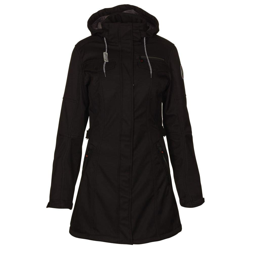 Killtec Hennara Soft Shell Parka für Damen