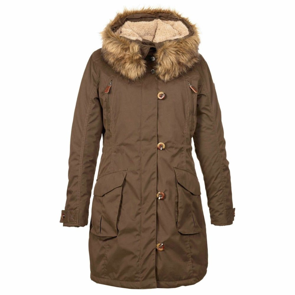 Killtec Madoka Fashion Winterparka Damen bis Gr. 50