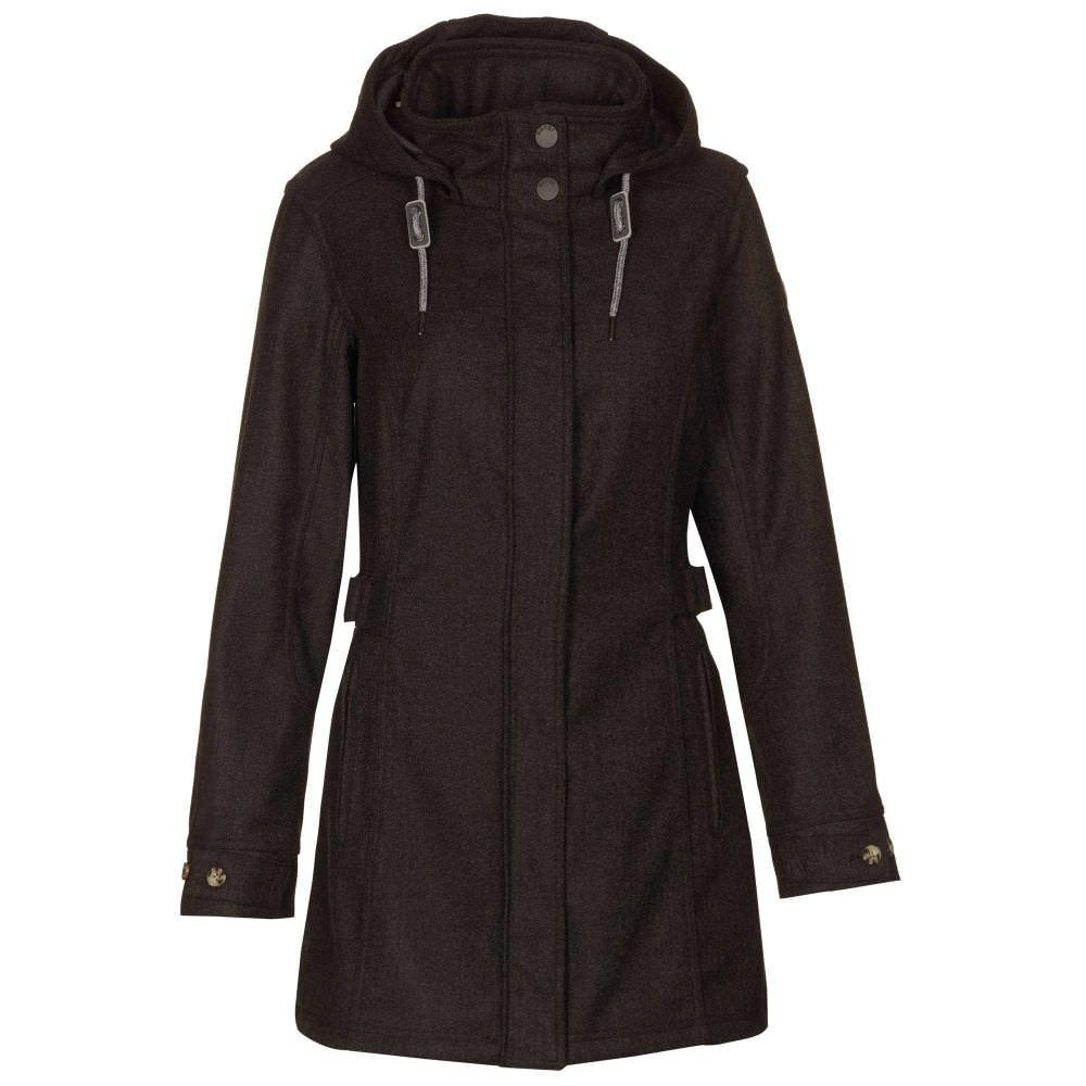Killtec Woja Fashion SOFTSHELL Wintermantel Damen
