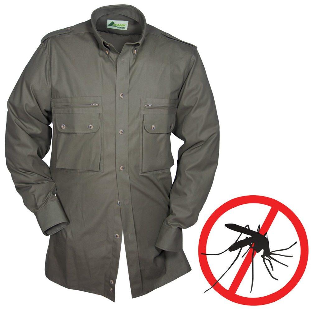 Hubertus BuzzX Anti Insekten Hemd
