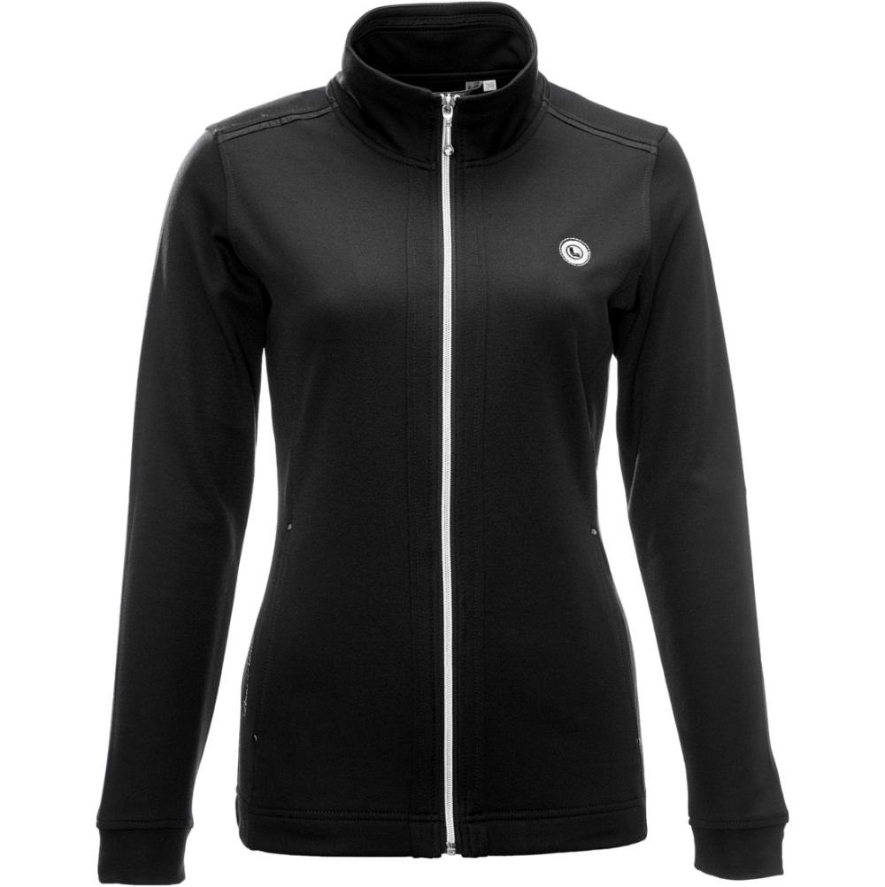 Linea Primero Fleecee-Jacke Damen Plus-Size - broschei