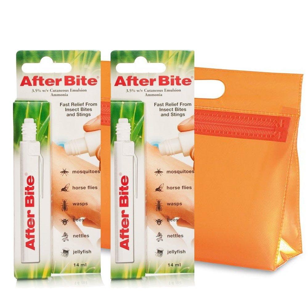 AfterBite - Doppelpack Stift Mücken-Bienen-Bisse Stiche