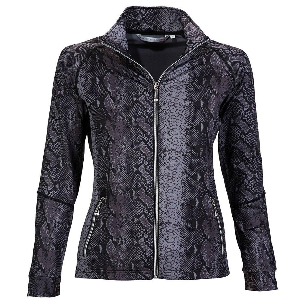 Linea Primero Topsy Modische Damen Fleece Jacke Übergröße