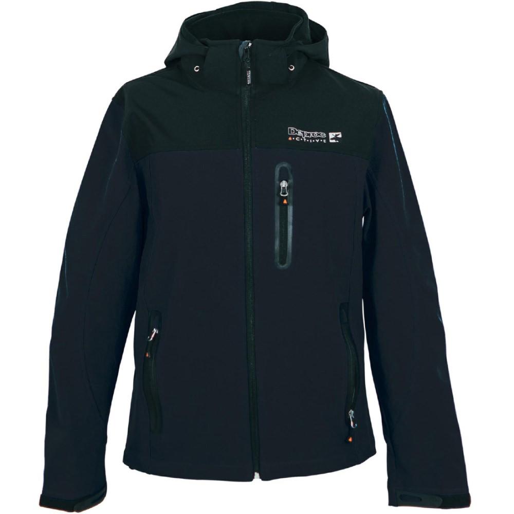 Deproc Black Ridge Softshell-Jacke Männer jetztbilligerkaufen