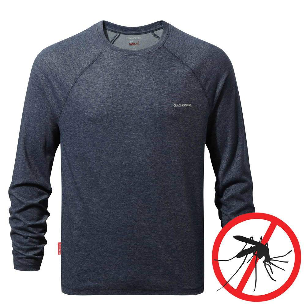 Craghoppers Mückenschutz Langarm-Shirt NOSILIFE jetztbilligerkaufen
