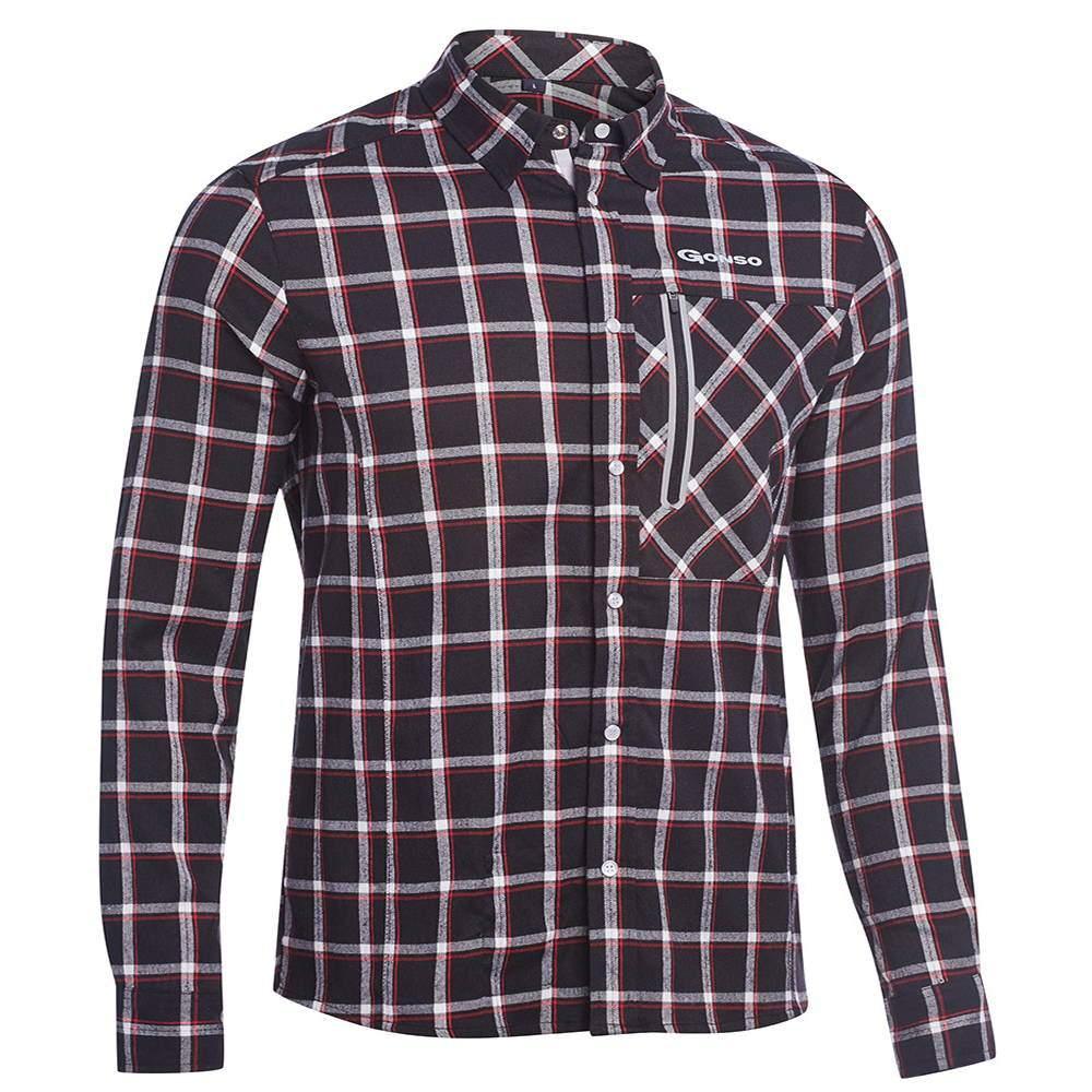 Gonso Herren Radhemd Outdoorhemd