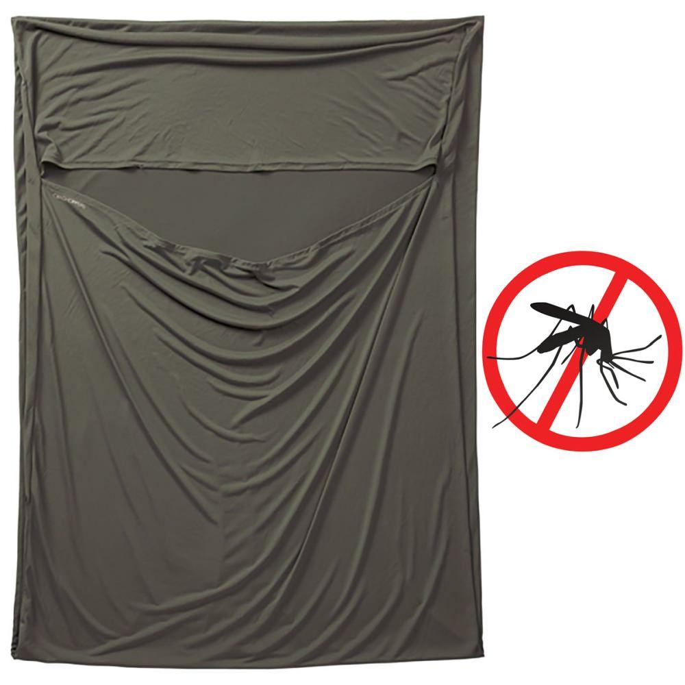 Craghoppers NosiLife Mückenschutz Schlafsack Inlet 1 Person