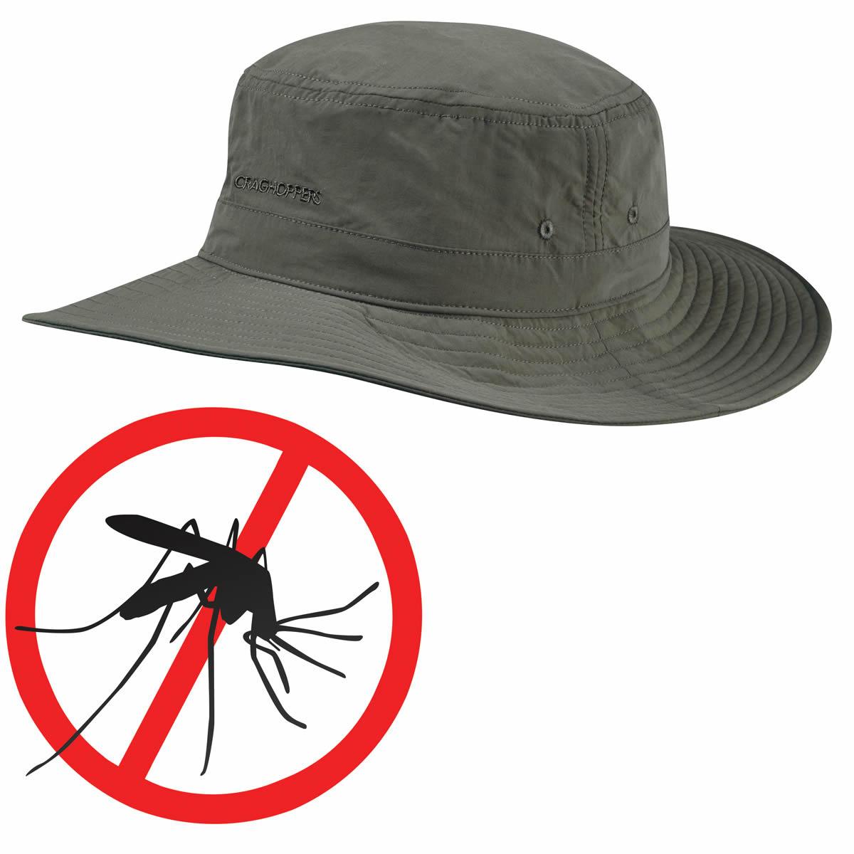 Craghoppers Sun Hat Mückenschutz Sonnenhut NosiLife - kaufen bei ... 22080668a7e