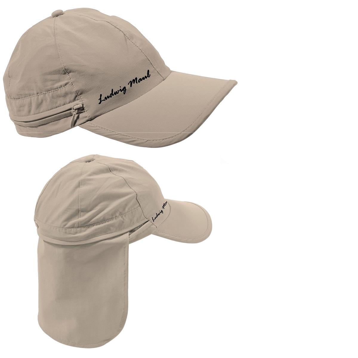 Maul Pompei Pompei Insektenschutz Mückenschutz Cap