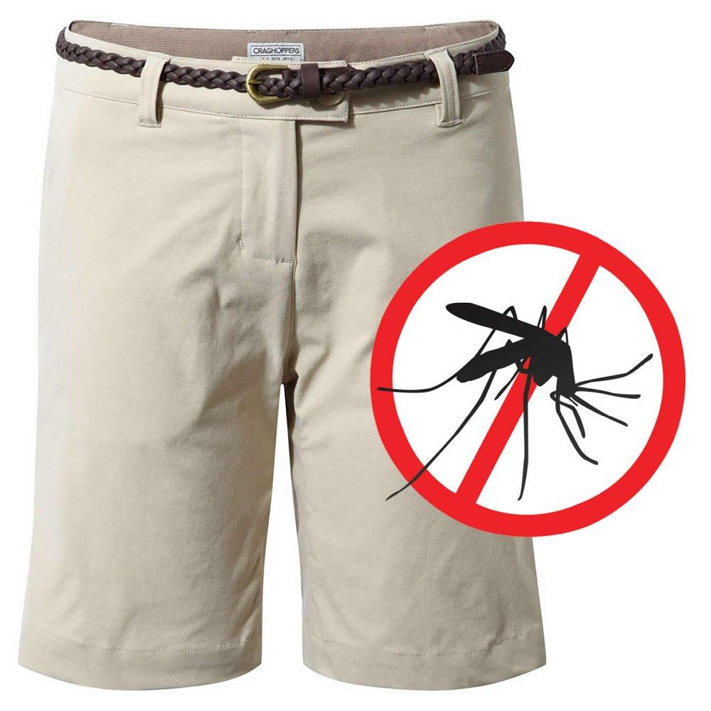 Craghoppers Florie Damen NosiLive Short Bermuda Mückenschutz