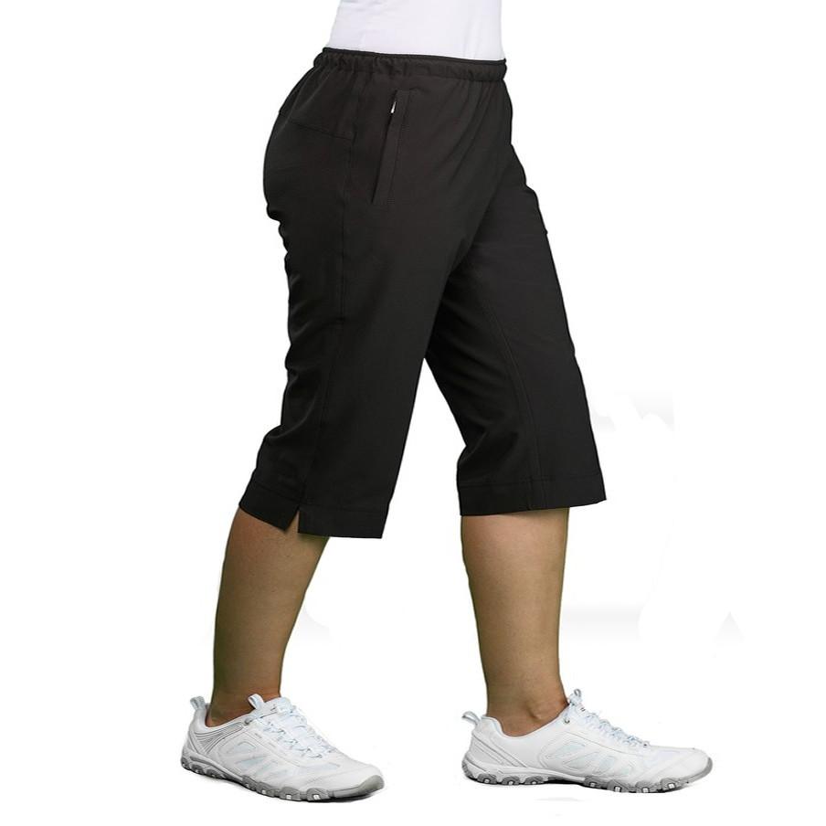 05e0cf5d769bf4 Authentic Klein 3 4 Stretch Sporthose Damen Übergrößen - kaufen bei ...