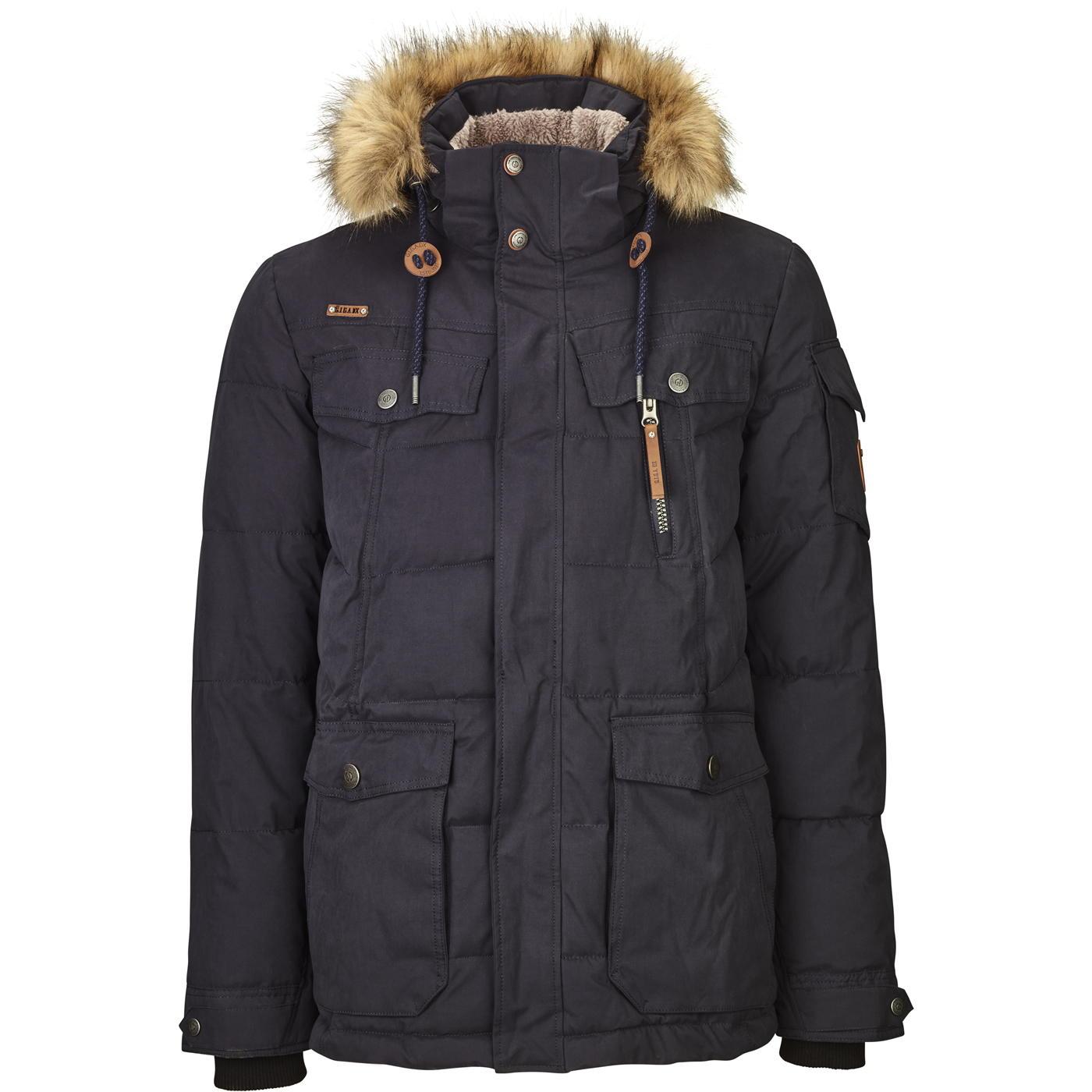 Killtec Nakubo Winter Funktionsjacke Herren Übergrößen