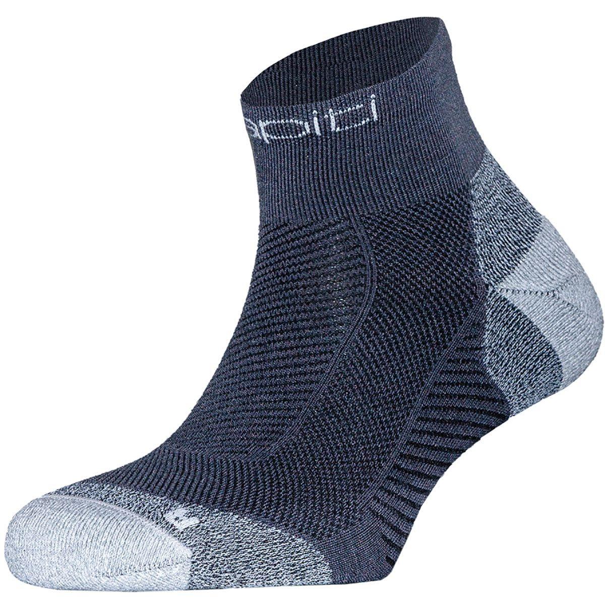 WAPITI Sneaker Socken Mückenschutz mit Merinowolle Unisex